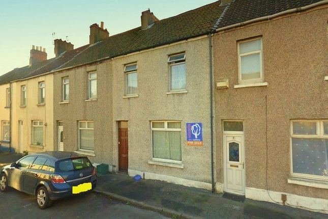 Thumbnail Terraced house for sale in Queen Street, Avonmouth, Bristol