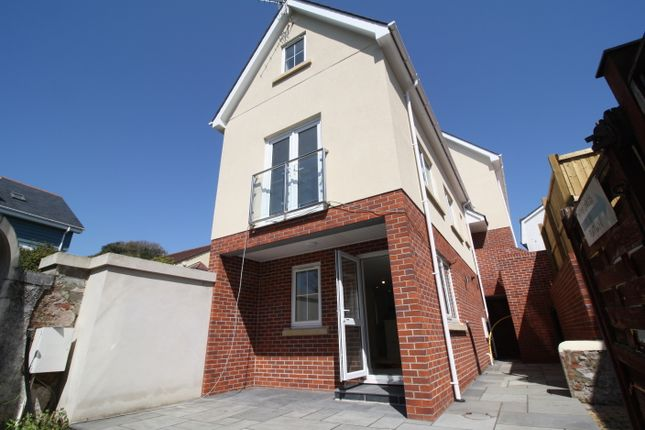 Thumbnail Town house for sale in Dawlish Road, Teignmouth