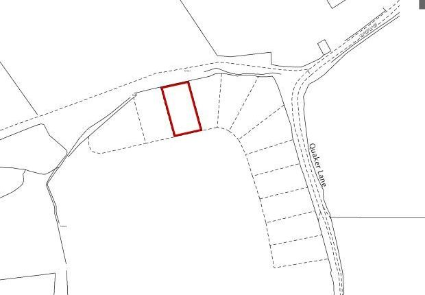 Thumbnail Land for sale in Quaker Lane, Liversedge
