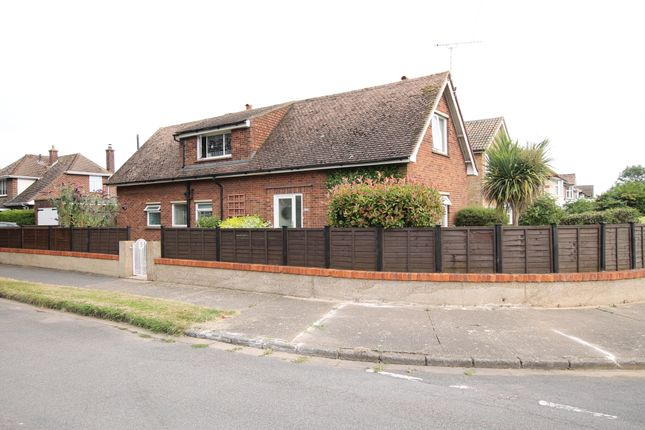 Thumbnail Detached house for sale in Newry Avenue, Felixstowe