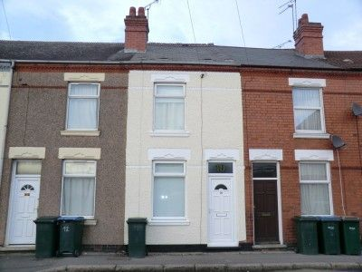 Thumbnail Terraced house to rent in Humber Avenue, Coventry