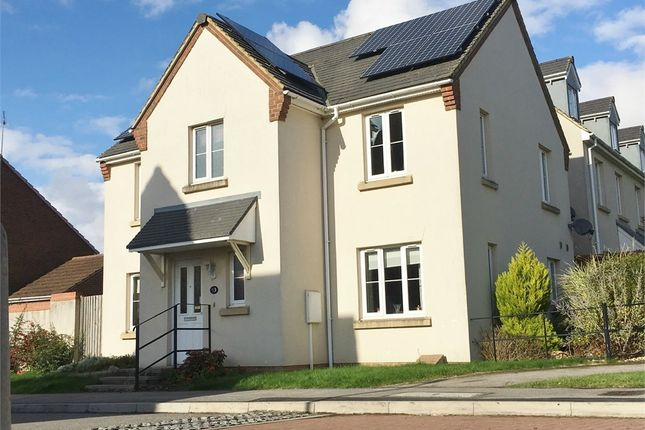 Thumbnail Detached house to rent in Lapwing Close, Corby, Northamptonshire