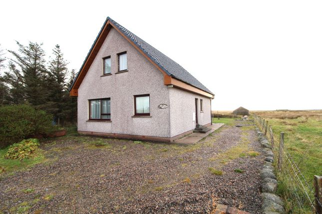 Thumbnail Detached house for sale in 13B Vatisker, Isle Of Lewis