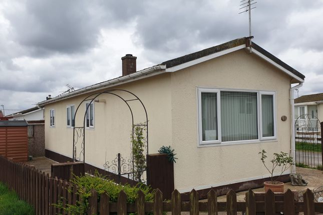 Thumbnail Mobile/park home for sale in Ferry Road, Fiskerton, Lincoln