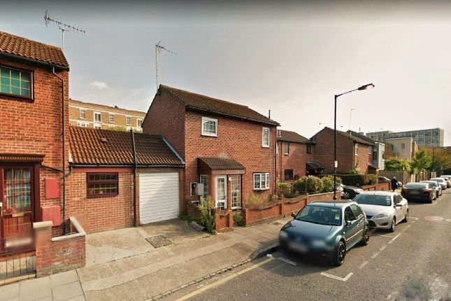Thumbnail Semi-detached house to rent in Finnis Street, Bethnal Green