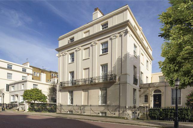 Thumbnail Semi-detached house for sale in Brunswick Place, Regent's Park, London