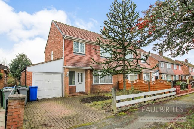 3 bed semi-detached house for sale in Cross Knowle View, Davyhulme