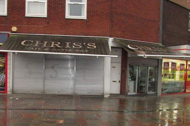 Thumbnail Restaurant/cafe for sale in Bow Street, Ashton-Under-Lyne