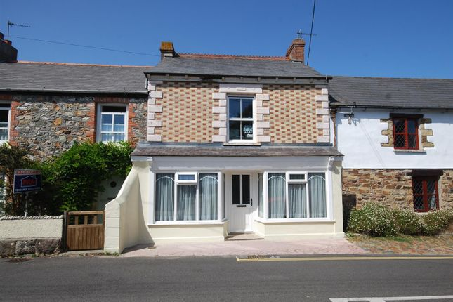 Thumbnail Terraced house for sale in Fore Street, Goldsithney, Penzance