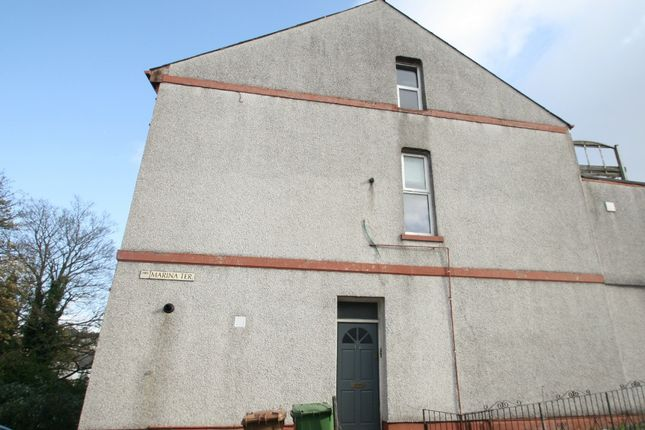 Thumbnail Maisonette to rent in Alexandra Road, Mutley, Plymouth