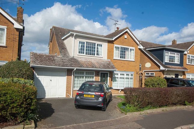 Thumbnail Detached house for sale in Helston Road, Old Springfield, Chelmsford