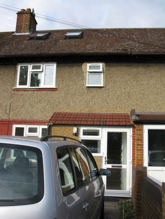 Thumbnail Terraced house to rent in Mount Pleasant Road, New Malden