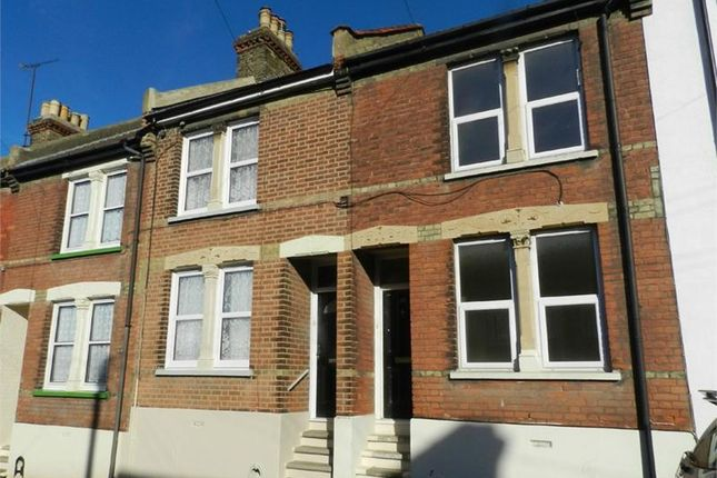Thumbnail Terraced house to rent in Wickham Street, Rochester