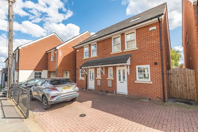 Thumbnail Semi-detached house to rent in Jubilee Place EPC - C, St Leonards Road, Windsor