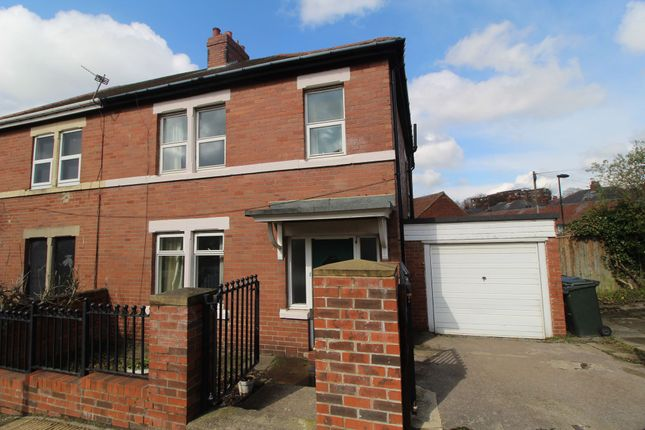 Thumbnail Semi-detached house to rent in Atkinson Road, Benwell, Newcastle Upon Tyne