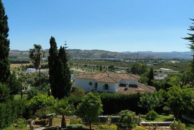 Views of Spain, Málaga, Fuengirola, La Sierrezuela
