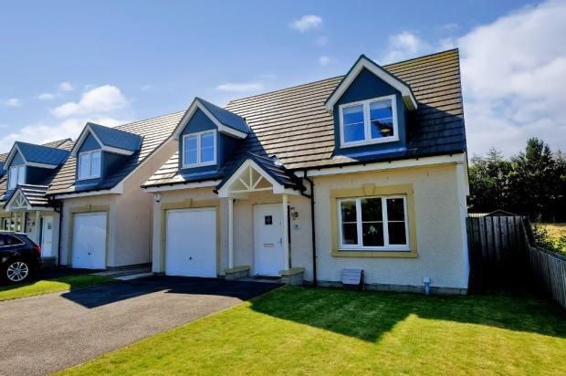 Thumbnail 3 bed detached house to rent in 46 Old Skene Road, Kingswells, Aberdeen