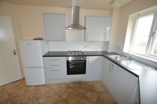 Thumbnail Flat to rent in Eleanor Close, London