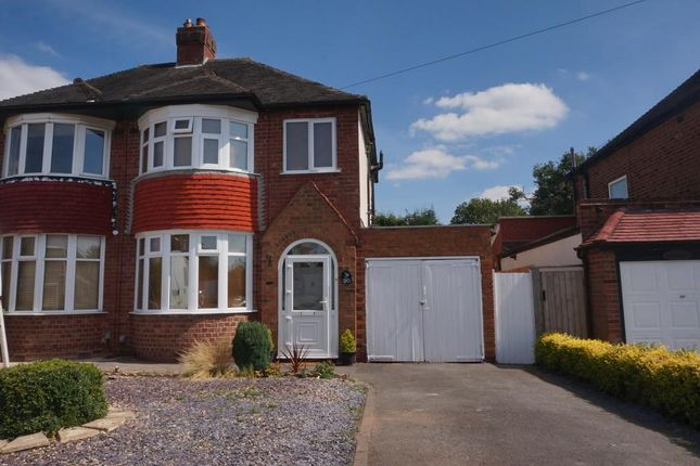 Thumbnail Property to rent in Wyckham Road, Castle Bromwich, Birmingham