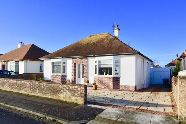 Thumbnail Detached bungalow for sale in Arrol Drive, Seafield, Ayr