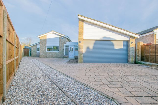 Thumbnail Detached bungalow to rent in St. Michaels Road, Broxbourne