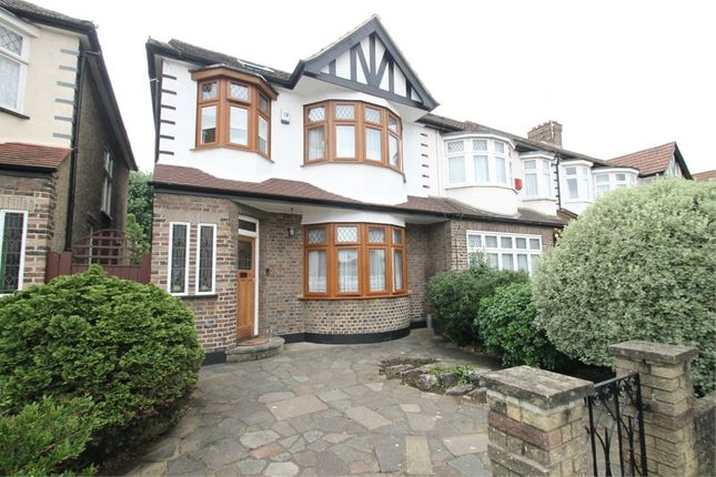 Thumbnail End terrace house for sale in Blakesware Gardens, London