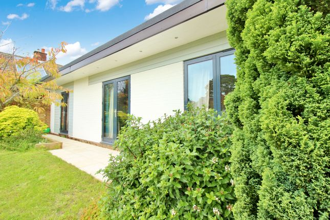 Thumbnail Detached bungalow for sale in Meadow Rise Road, Norwich