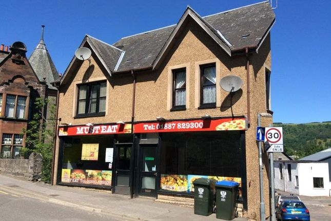 Thumbnail Retail premises for sale in Bridgend, Aberfeldy
