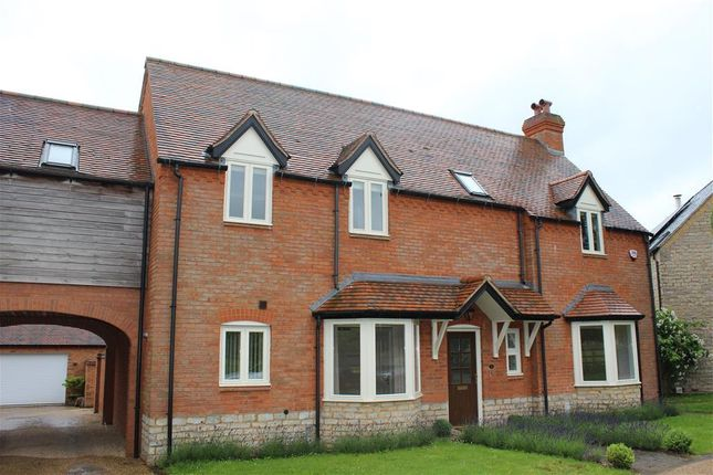 Thumbnail Detached house to rent in Church Fields, Wixford, Alcester