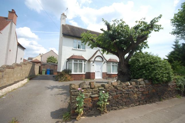 Thumbnail Detached house to rent in Newbold Road, Chesterfield