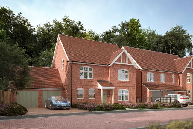Thumbnail Detached house for sale in The Foxglove, Wildflower Rise, Mansfield