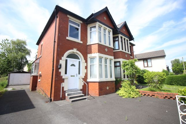 Thumbnail Semi-detached house for sale in Glenluce Drive, Preston