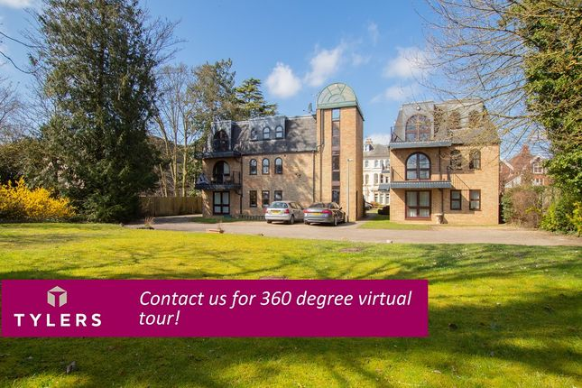 Thumbnail Flat for sale in Bury Road, Newmarket