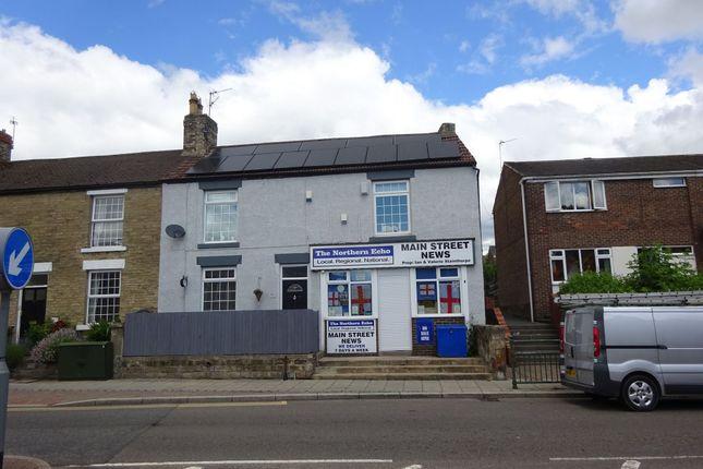 Thumbnail Retail premises for sale in Main Street, Shildon