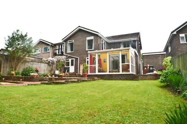 Thumbnail Detached house for sale in Paddock Wood, Prudhoe