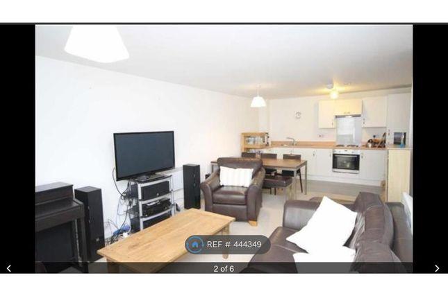 Thumbnail Flat to rent in Harding Street, Swindon