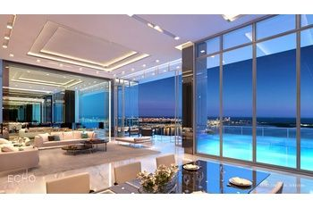 Thumbnail Apartment for sale in 1451 Brickell Ave, Miami, Fl 33131, Usa