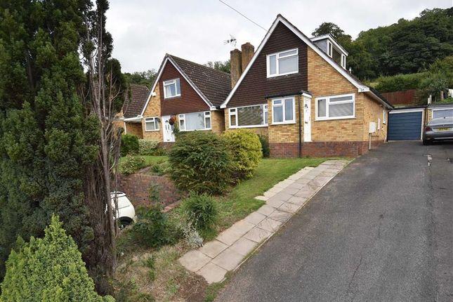 Thumbnail Detached house for sale in Elmhurst, Bridgnorth