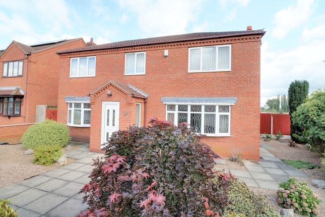 Thumbnail Detached house for sale in Wisteria Way, Scunthorpe