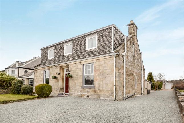 Thumbnail Detached house for sale in Halbeath Road, Dunfermline