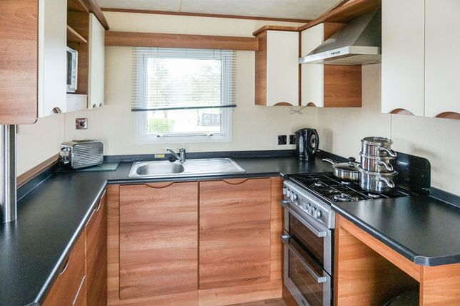 Kitchen of Nodes Point Holiday Park, St. Helens PO33