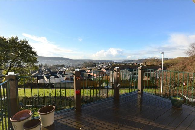 Thumbnail Detached house for sale in Plymtree Drive, Plymouth, Devon