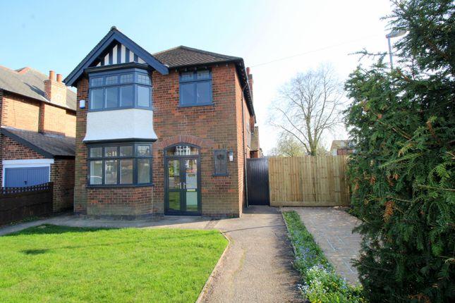 Thumbnail Detached house for sale in Davies Road, West Bridgford, Nottingham