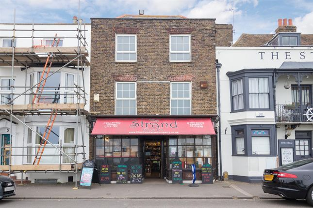 Thumbnail Commercial property for sale in The Strand, Walmer, Deal
