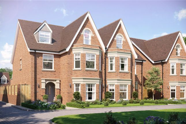 Thumbnail Semi-detached house for sale in Stuart Place, St. Albans, Hertfordshire