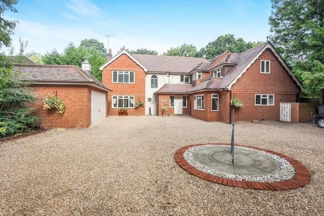 6 bed detached house for sale in West Byfleet, Surrey
