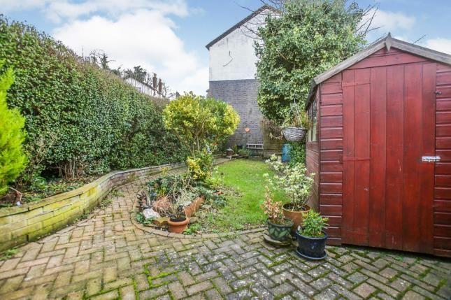 Garden of Sylverdale Road, Purley, Surrey CR8