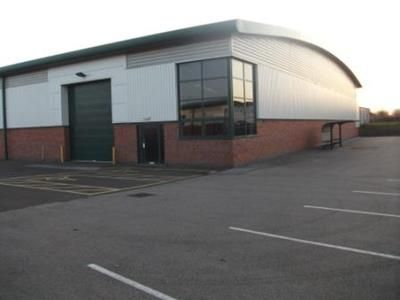 Thumbnail Warehouse to let in Unit 4 Phase 2, Stretton Business Park, Brunel Drive, Burton Upon Trent, Staffordshire