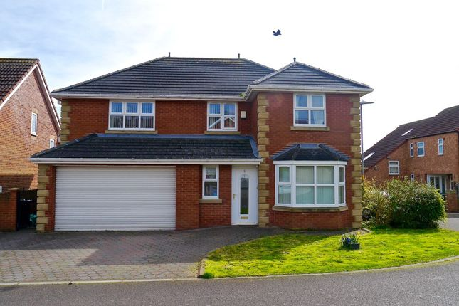 Thumbnail Detached house for sale in Burnwood Close, Chopwell, Newcastle Upon Tyne