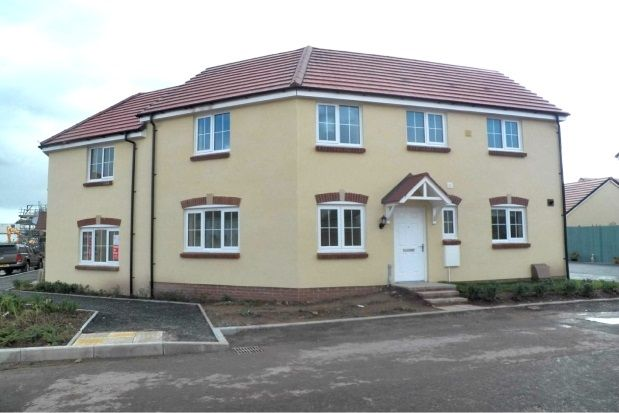 Thumbnail Property to rent in Gleneagles Close, Hubberston, Milford Haven